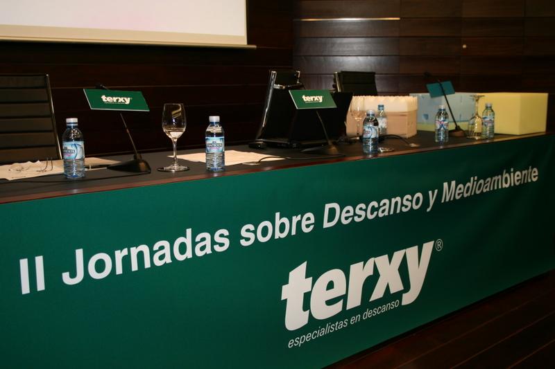 Mesa Organizadores - 2 Jornada descanso Terxy