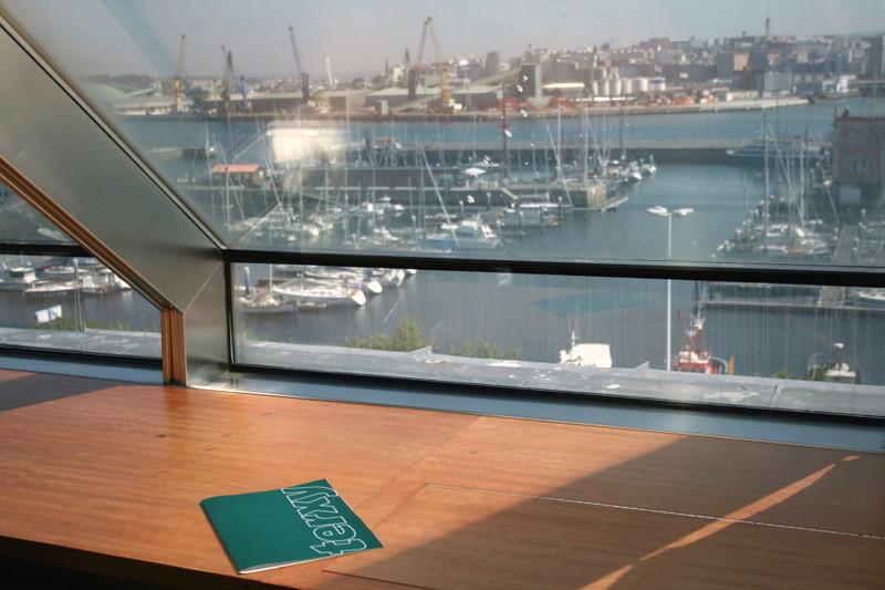 Puerto de Ocio Coruña 3 - Organizadores - 2 Jornada descanso Terxy