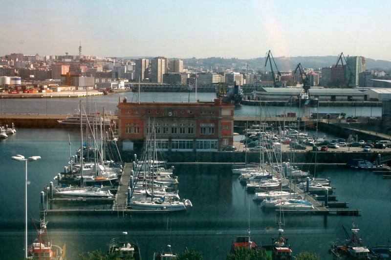 Puerto de Ocio Coruña - Organizadores - 2 Jornada descanso Terxy