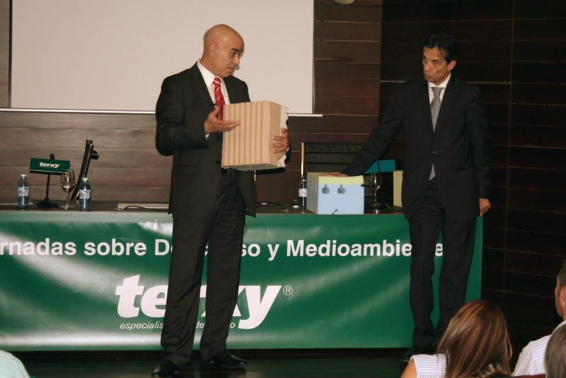 Jose Antonio Seoane - 2 Jornada descanso Terxy