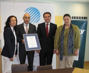 Terxy consigue el certificado Galicia Calidade