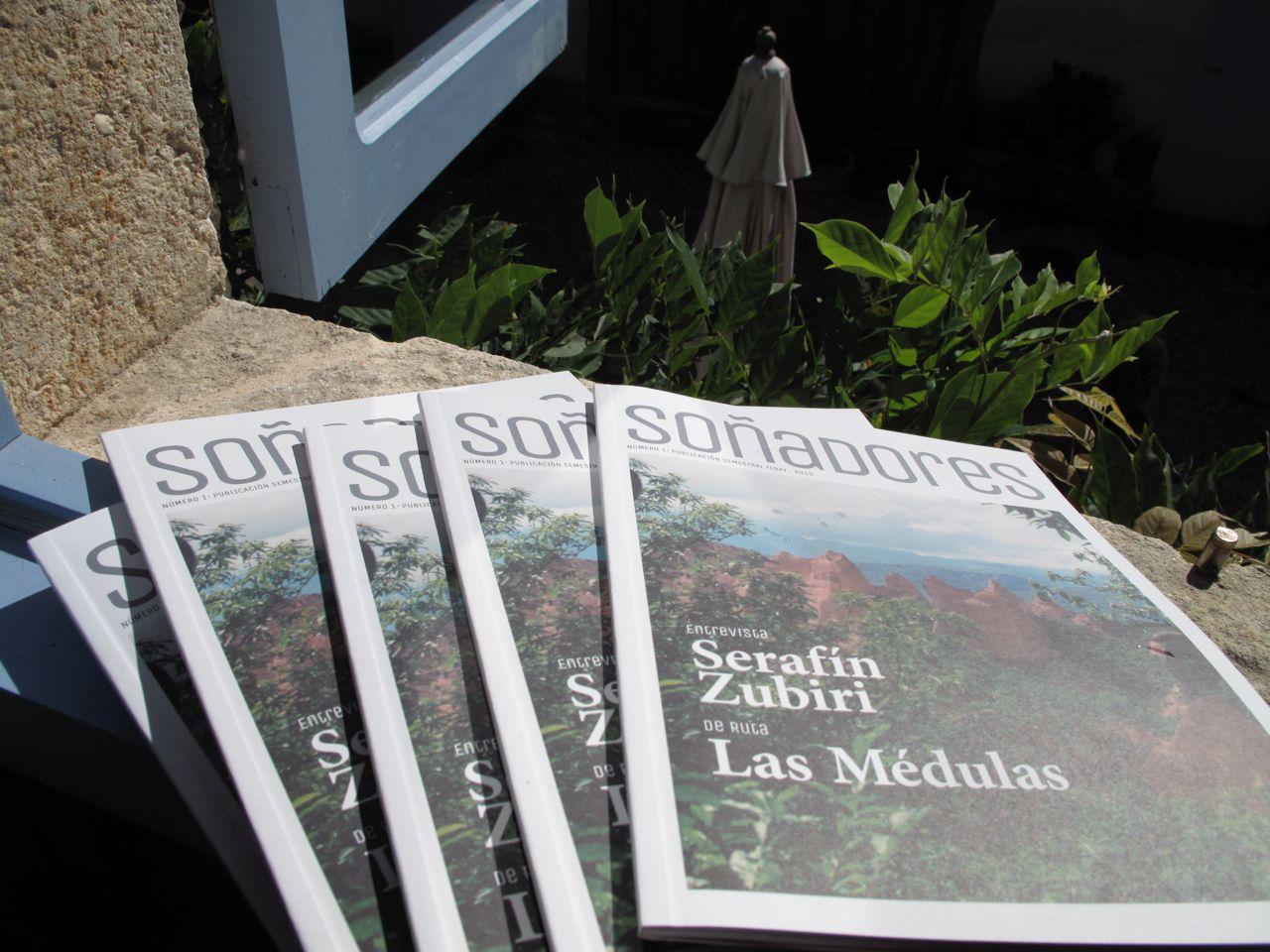 Soñadores. La Nueva Revista Del Grupo.