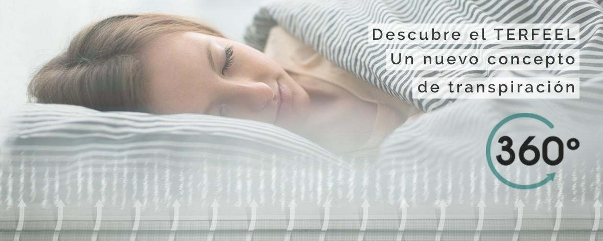 Terfeel®, la espuma que revolucionará el mundo del descanso, novedad de Terxy en la Feria del Mueble de Zaragoza
