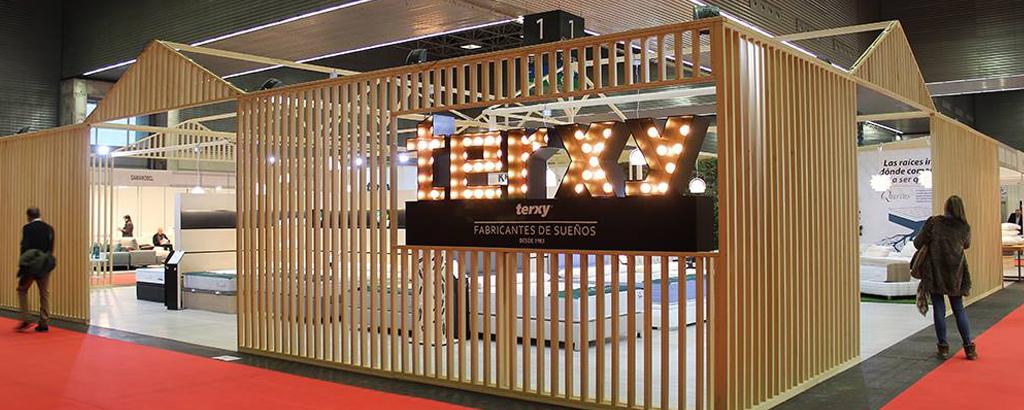 Stand Terxy En Bilbao Mueble