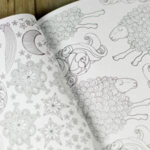 Libro Con Dibujos Para Colorear - Mandalas