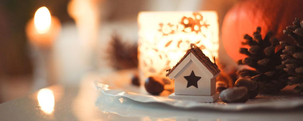 Decoración Chillout De Navidad