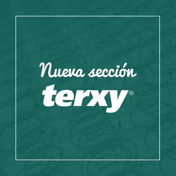 En Terxy® Estrenamos Nueva Sección.