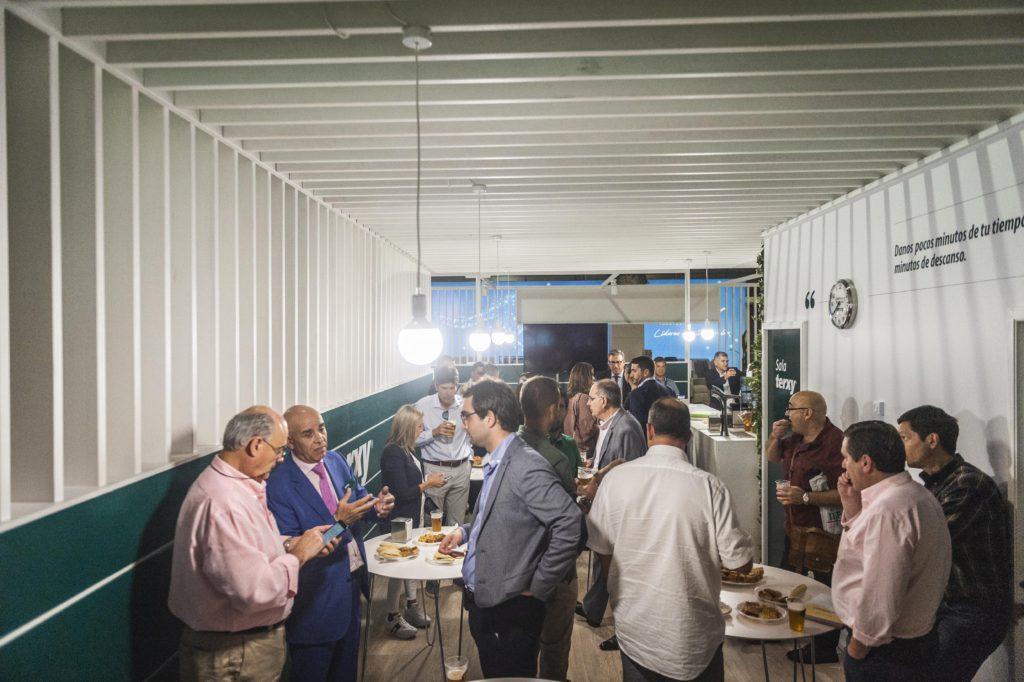 Terxy At Habitat 2019 Fair In Valencia. Photo: Francesc Juan