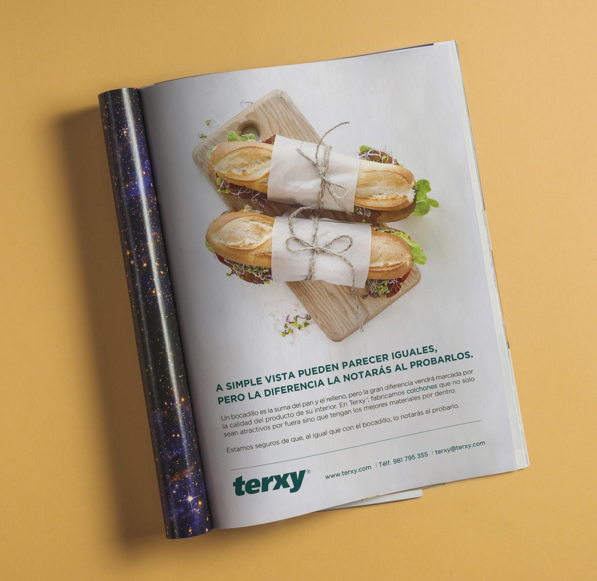 Descubre El Interior De Los Colchones Terxy® En La Revista Interiores