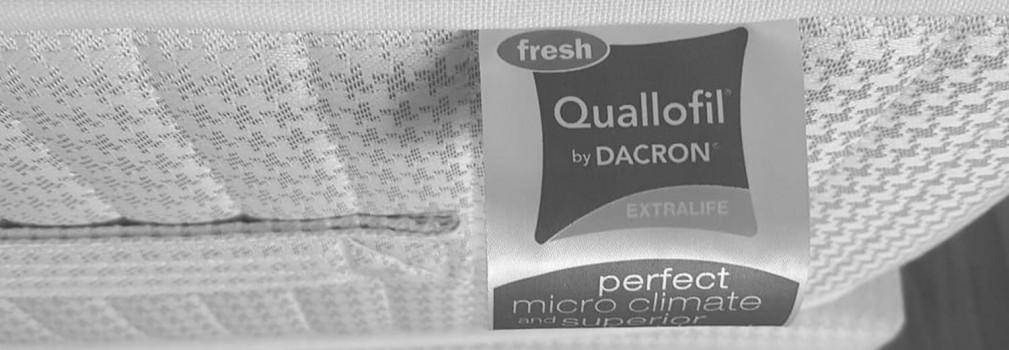 Dacron Quallofil Fibre